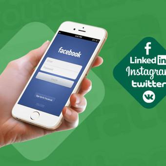 Facebook ir AdWords reklamos paslaugos / GoinSales / Darbų pavyzdys ID 391705