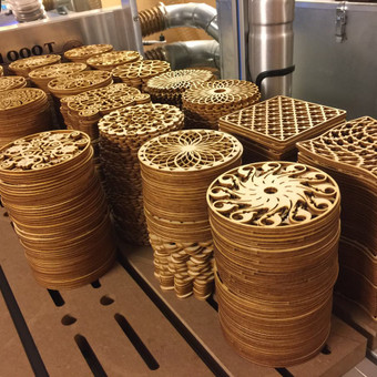 3D spausdinimas, frezavimas, graviravimas, pjovimas lazeriu / Marijus Petraitis / Darbų pavyzdys ID 391867