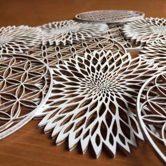 2D/3D frezavimas, graviravimas, pjovimas lazeriu / Marijus Petraitis / Darbų pavyzdys ID 391871