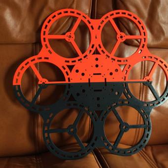 3D spausdinimas, frezavimas, graviravimas, pjovimas lazeriu / Marijus Petraitis / Darbų pavyzdys ID 392235