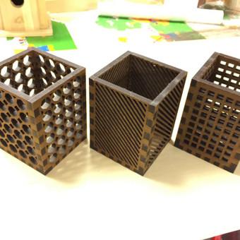 3D spausdinimas, frezavimas, graviravimas, pjovimas lazeriu / Marijus Petraitis / Darbų pavyzdys ID 392239