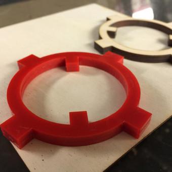 3D spausdinimas, frezavimas, graviravimas, pjovimas lazeriu / Marijus Petraitis / Darbų pavyzdys ID 392271
