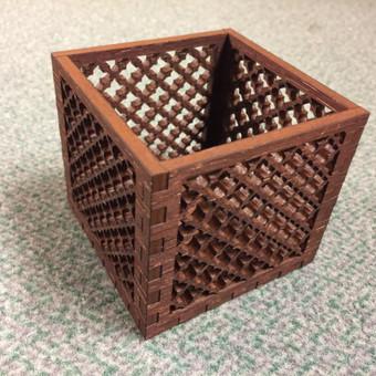 3D spausdinimas, frezavimas, graviravimas, pjovimas lazeriu / Marijus Petraitis / Darbų pavyzdys ID 392285