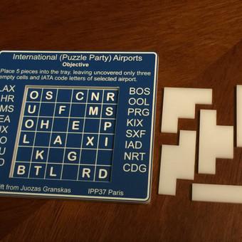 3D spausdinimas, frezavimas, graviravimas, pjovimas lazeriu / Marijus Petraitis / Darbų pavyzdys ID 392299