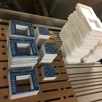 3D spausdinimas, frezavimas, graviravimas, pjovimas lazeriu / Marijus Petraitis / Darbų pavyzdys ID 392303