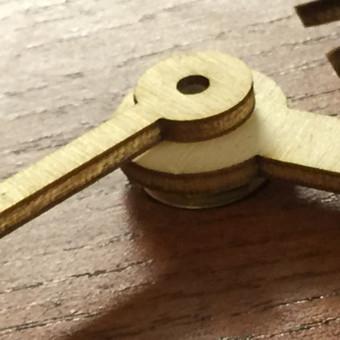 3D spausdinimas, frezavimas, graviravimas, pjovimas lazeriu / Marijus Petraitis / Darbų pavyzdys ID 392311