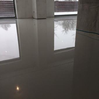 """Pramoninės ir dekoratyvinės liejamos grindys / UAB """"PavaBaltic"""" / Darbų pavyzdys ID 392869"""