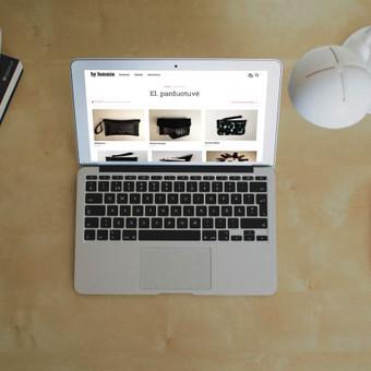 Interneto svetainių ir verslo valdymo sistemų kūrimas / MB Emisija LT / Darbų pavyzdys ID 392959