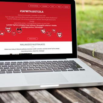 Interneto svetainių ir verslo valdymo sistemų kūrimas / MB Emisija LT / Darbų pavyzdys ID 392963