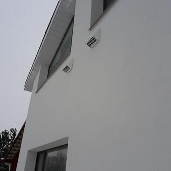 Sieninių mini rekuperatorių montavimas / Germanas / Darbų pavyzdys ID 391847