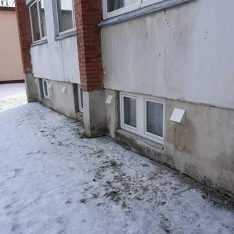 Sieninių mini rekuperatorių montavimas / Germanas / Darbų pavyzdys ID 391849