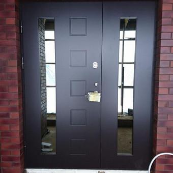 """Plastiko, Aliuminio, Medžio profilio langai,durys,pertvaros / UAB """"JUSTIGNA"""" / Darbų pavyzdys ID 393201"""