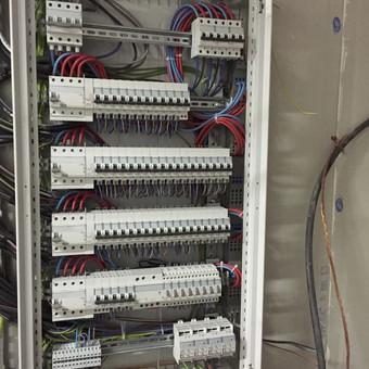 """Elektros montavimo darbai / UAB """"Provasta"""" / Darbų pavyzdys ID 393309"""