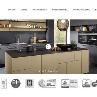 Interneto svetainių ir el. parduotuvių kūrimas / ADISOFT / Darbų pavyzdys ID 393325