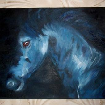 40x50 aliejinė tapyba, drobė