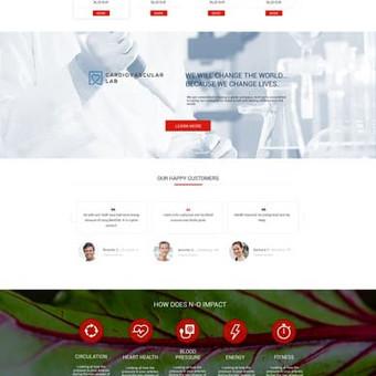 Grafikos dizaineris / Kristina / Darbų pavyzdys ID 394163