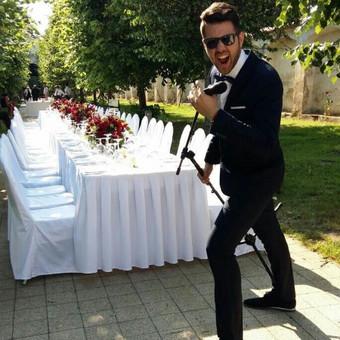 Nuostabios vestuvės 2015.07.07, vykusios Monte Pacis restorano liepų alėjoje