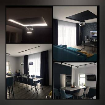Interjero dizainerė, Panevėžys / Gintarė DIZ / Darbų pavyzdys ID 394401