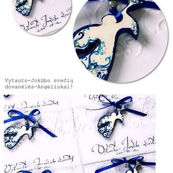 Vestuvių, krikštynų atvirukai, stalo kortelės, kvietimai / Rasa Lazdauskaitė / Darbų pavyzdys ID 394499