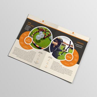 Penktadieniškai gražus web dizainas / Not Monday / Darbų pavyzdys ID 394645