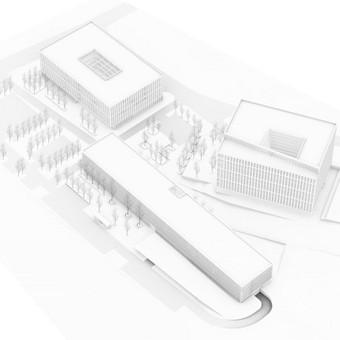 Architektų biuras Klaipėdoje / Urbanistinė architektūra / Darbų pavyzdys ID 395249