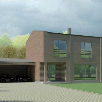 Architektė / Giedrė Karenė / Darbų pavyzdys ID 395253