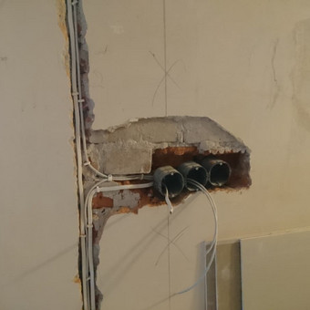 Elektros instaliacija nuo A iki Z / ANTOVALIS / Darbų pavyzdys ID 395477