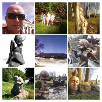 Akmens skulptūros atminimui