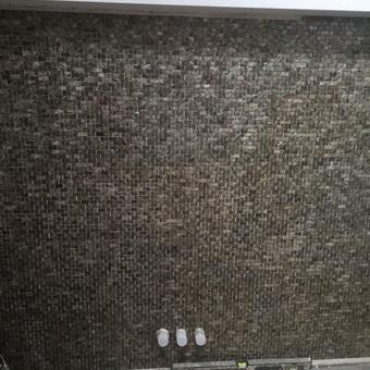Plyteliu,mozaiku,naturalaus akmens klijavimas / MarmorLabora / Darbų pavyzdys ID 396003