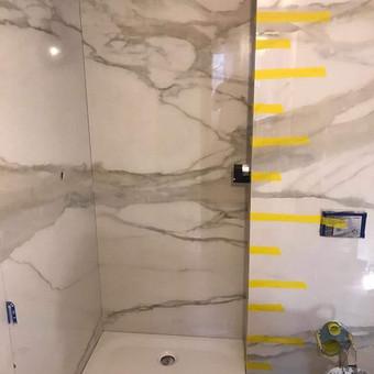 Plyteliu,mozaiku,naturalaus akmens klijavimas / MarmorLabora / Darbų pavyzdys ID 396039