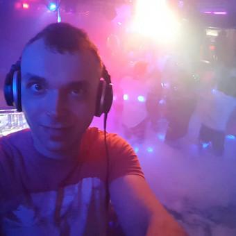 DJ ir Renginių vedėjų paslaugos / Dmitrij / Darbų pavyzdys ID 396111