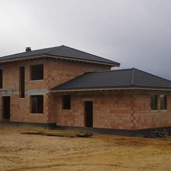 Dengiam stogus.montojam vent. fasadus / Stogai / Darbų pavyzdys ID 396605