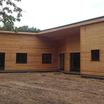 Dengiam stogus.montojam vent. fasadus / Stogai / Darbų pavyzdys ID 396607