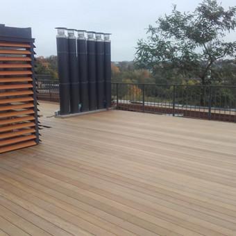 Dengiam stogus.montojam vent. fasadus / Stogai / Darbų pavyzdys ID 396609