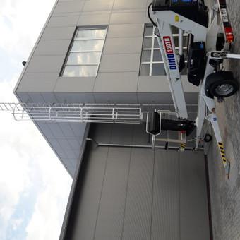 Dengiam stogus.montojam vent. fasadus / Stogai / Darbų pavyzdys ID 396611