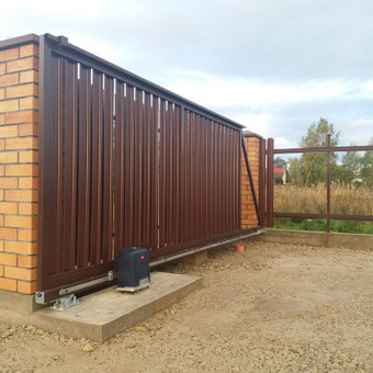 Tvoros, kiemo vartai, montavimas, kalvystės elementai. / UAB Metalo spektras / Darbų pavyzdys ID 397019