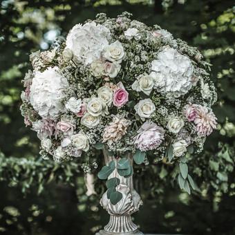 Vestuvių ir švenčių dekoravimas / Kristina Petrauskienė / Darbų pavyzdys ID 397235