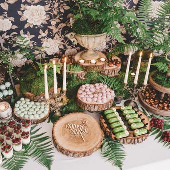 Vestuvių ir švenčių dekoravimas / Kristina Petrauskienė / Darbų pavyzdys ID 397253