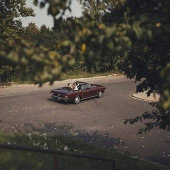 Mustang nuoma Lietuvoje / Mustang rent Lithuania / Darbų pavyzdys ID 397309