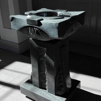 Skulptorius / Alfridas Pajuodis / Darbų pavyzdys ID 397459
