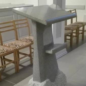 Skulptorius / Alfridas Pajuodis / Darbų pavyzdys ID 397461