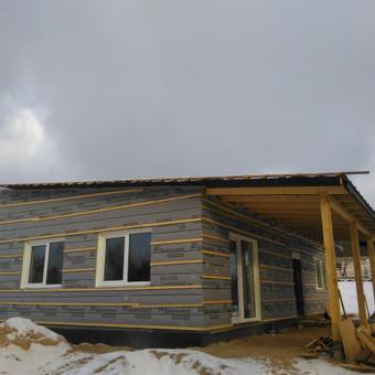 Statybos darbai / Andrius / Darbų pavyzdys ID 397607