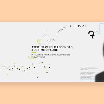 Grafikos dizaineris / Mindaugas Žitkus / Darbų pavyzdys ID 397797