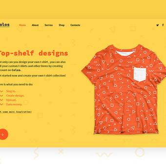 Web ir Grafikos Dizainas / WordPress Svetainės / Artūras Aranin / Totus Studio / Darbų pavyzdys ID 398069
