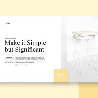 Web ir Grafikos Dizainas / WordPress Svetainės / Artūras Aranin / Totus Studio / Darbų pavyzdys ID 398079