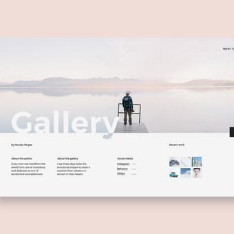 Web ir Grafikos Dizainas / WordPress Svetainės / Artūras Aranin / Totus Studio / Darbų pavyzdys ID 398081