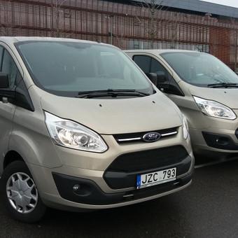 Krovininių mikroautobusų nuoma / UAB  GRIOVENE / Darbų pavyzdys ID 398099