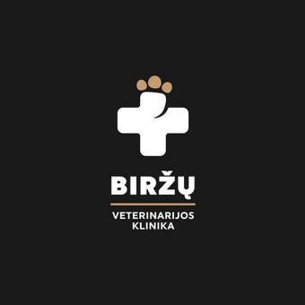 Biržų veterinarijos klinika        Logotipų kūrimas - www.glogo.eu - logo creation.