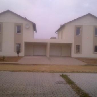 Individualių namų statyba iki raktų / UAB Venza / Darbų pavyzdys ID 398221