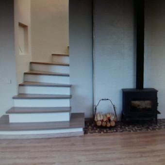 Individualių namų statyba iki raktų / UAB Venza / Darbų pavyzdys ID 398229